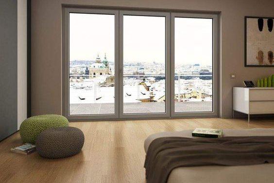 Drzwi tarasowe we współczesnym designie wnętrza