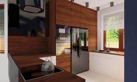 Najlepsze projekty wnętrz kuchni w 2015 roku