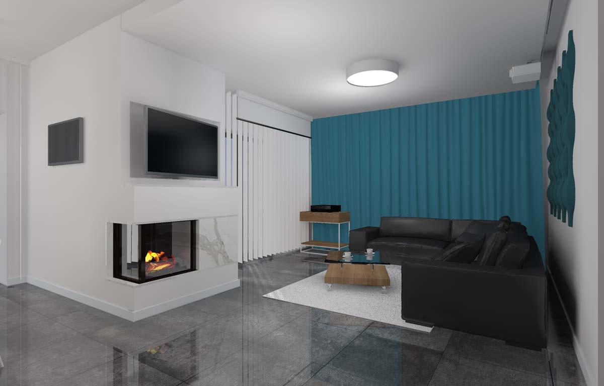 Ciekawy projekt nowoczesnego domu w Osówcu