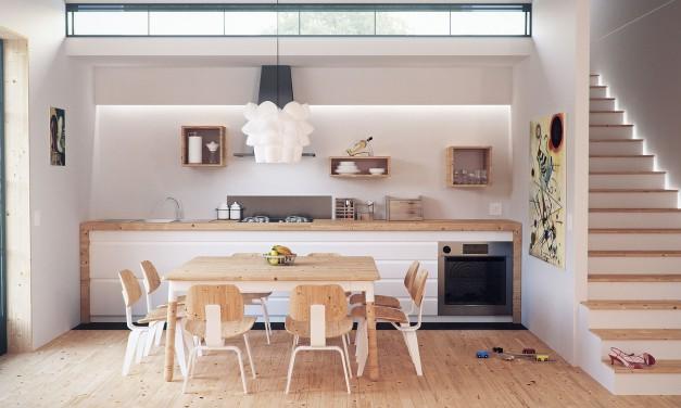 Meble do kuchni dla dużej rodziny – na co zwrócić uwagę?