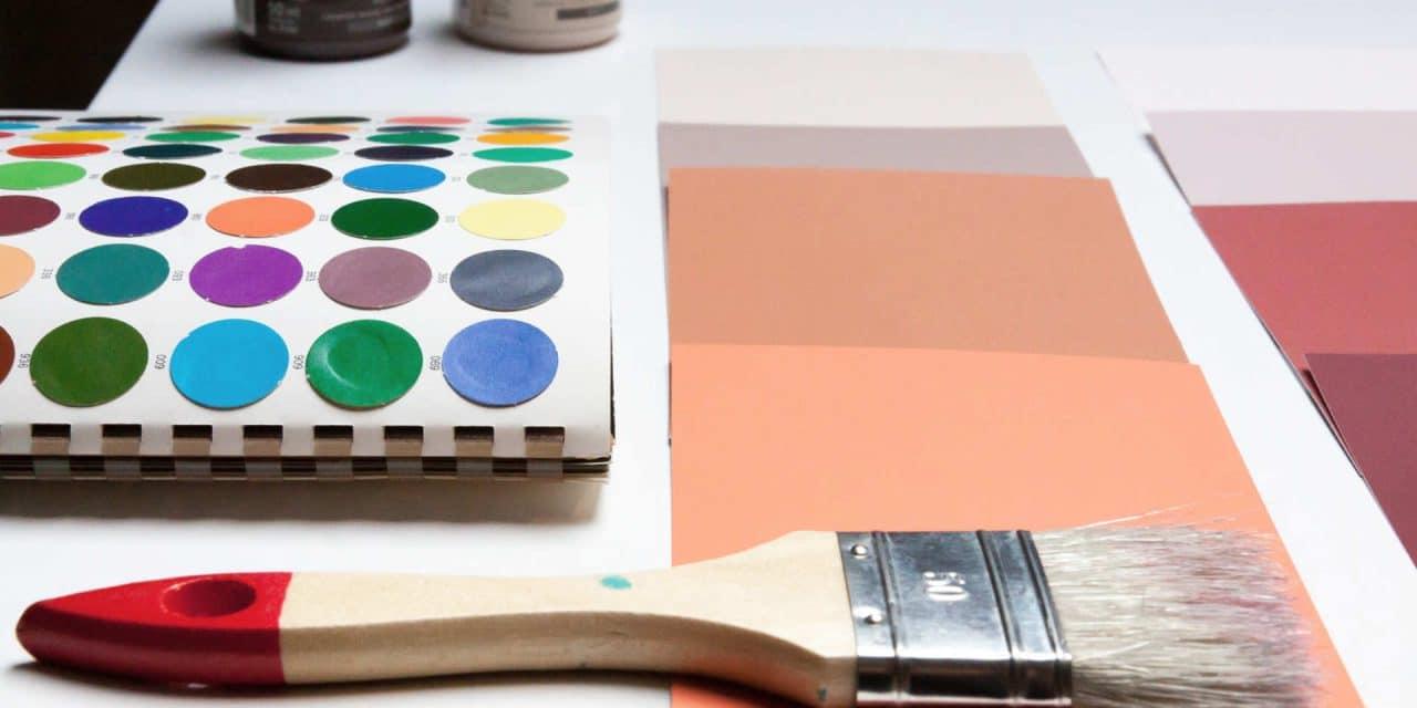 Rola koloru w projektowaniu wnętrz