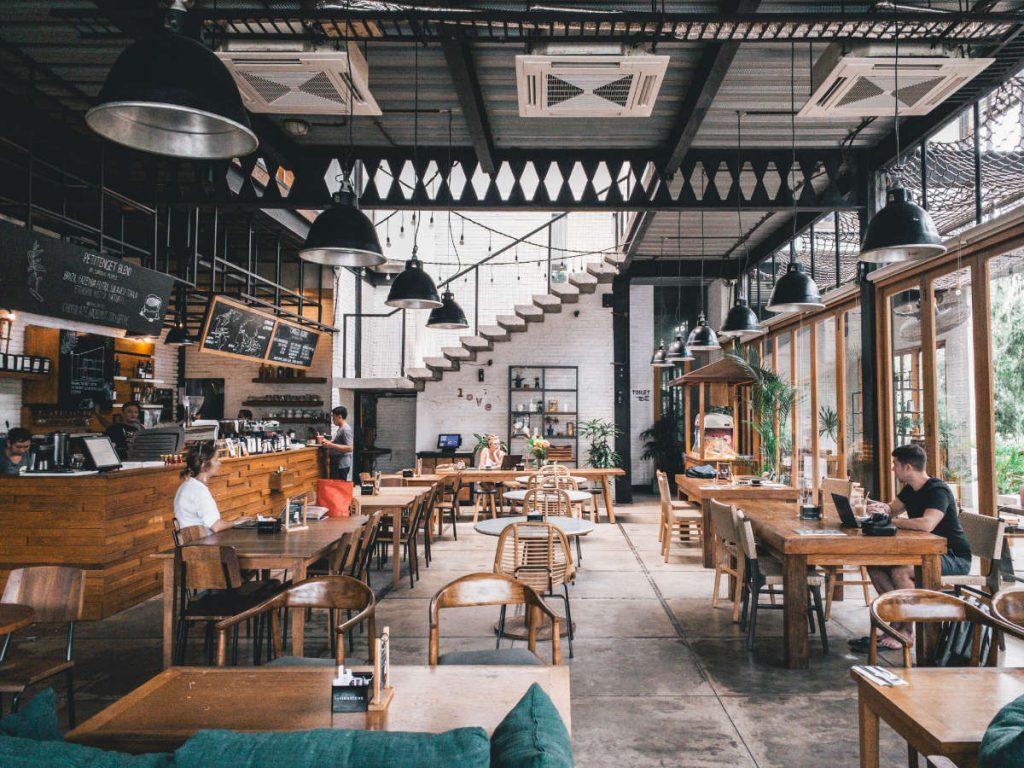 Projektowanie oraz aranżacja  wnętrza restauracji - klimat i styl miejsca